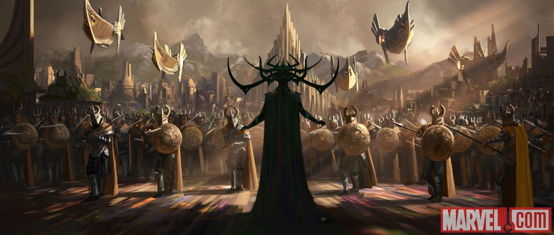 "Blanchett, Goldblum, and Others Join ""Thor: Ragnarok"""