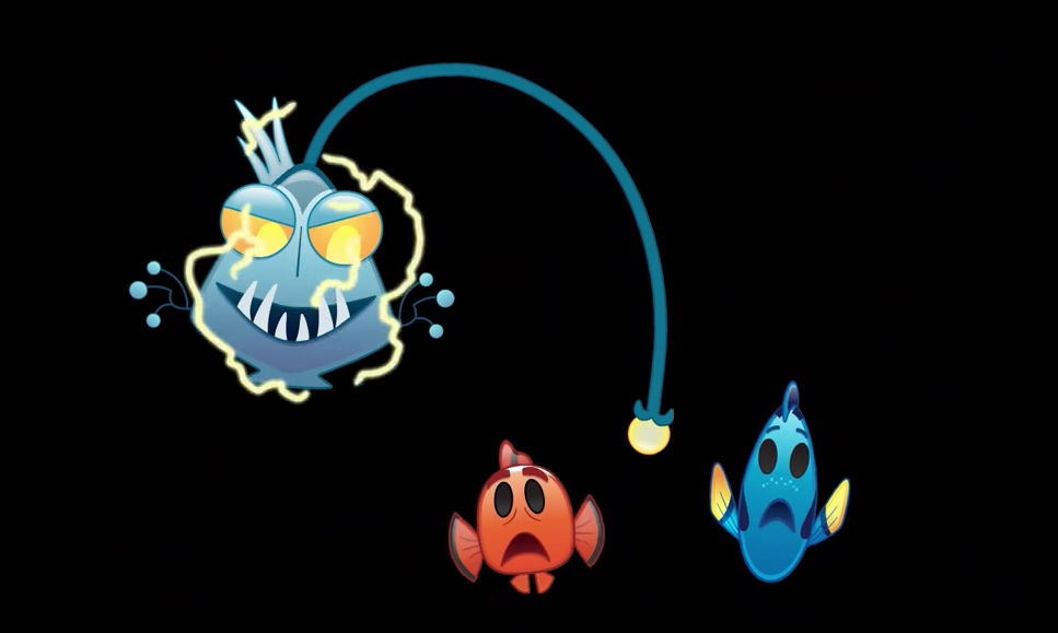 Finding Nemo As Told by Emoji Released