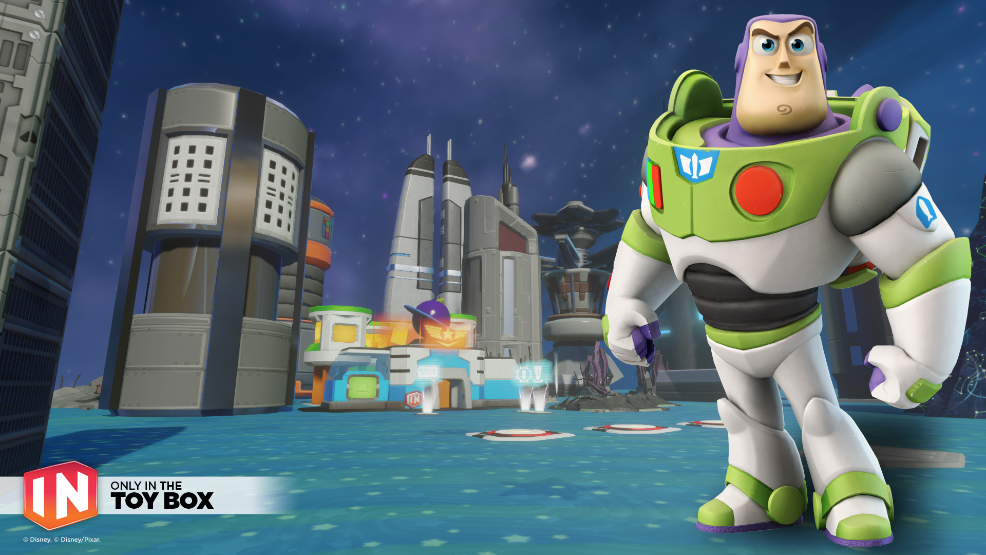 Disney Infinity Announces Series Of Toy Box Challenges for This Summer