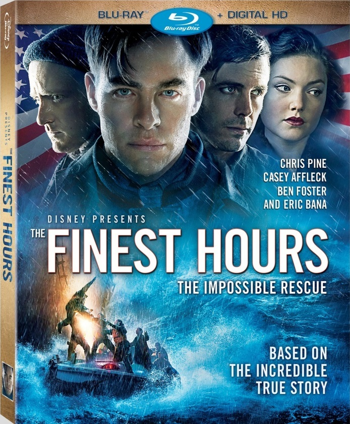 Blu-Ray Review - The Finest Hours