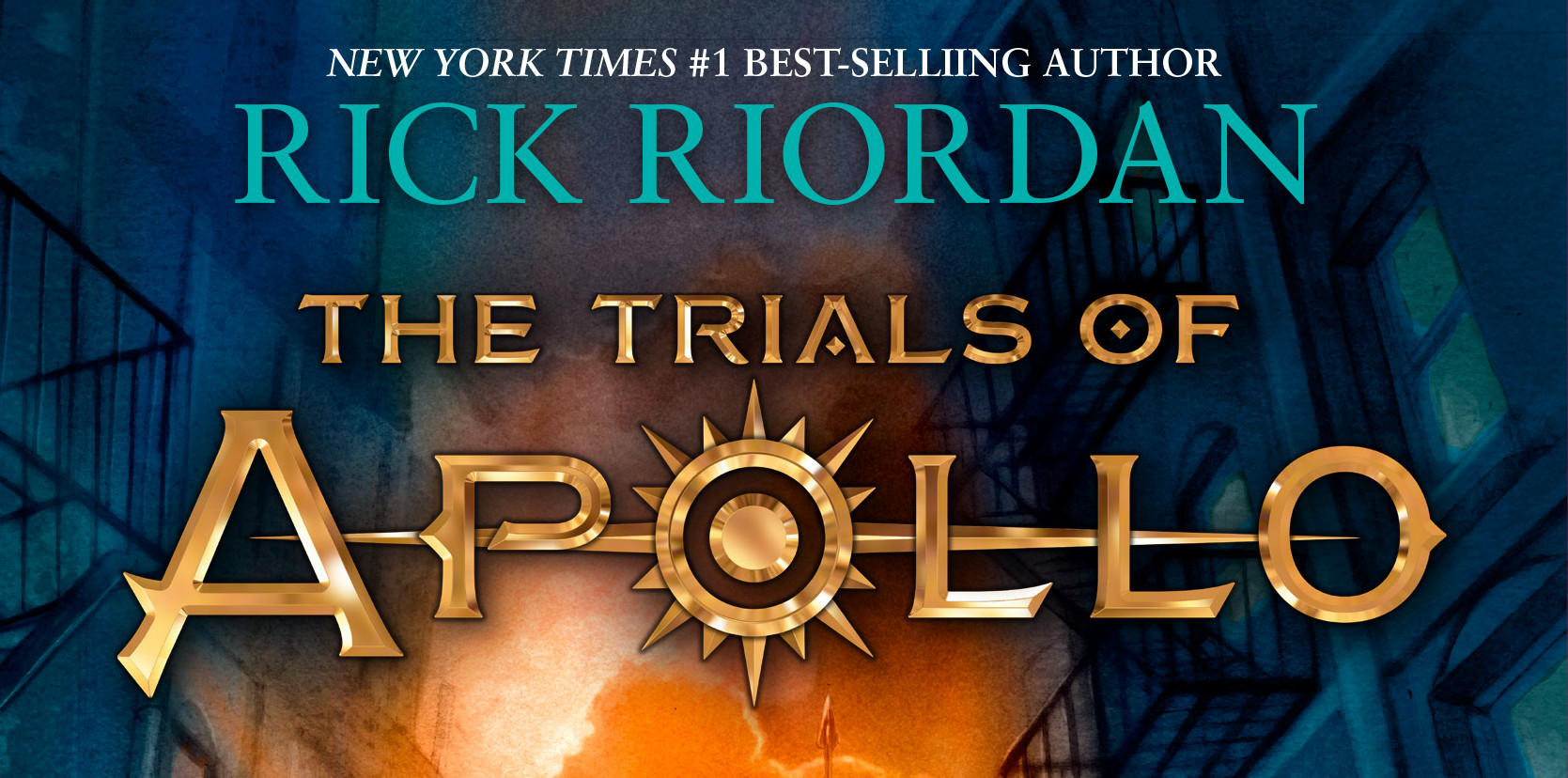 Book Review — The Trials of Apollo: The Hidden Oracle