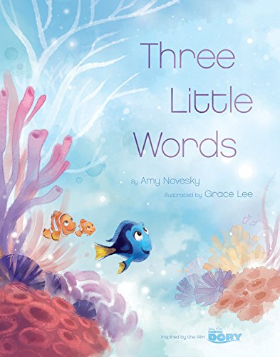 Book Review - Three Little Words (Inspired by Finding Dory)