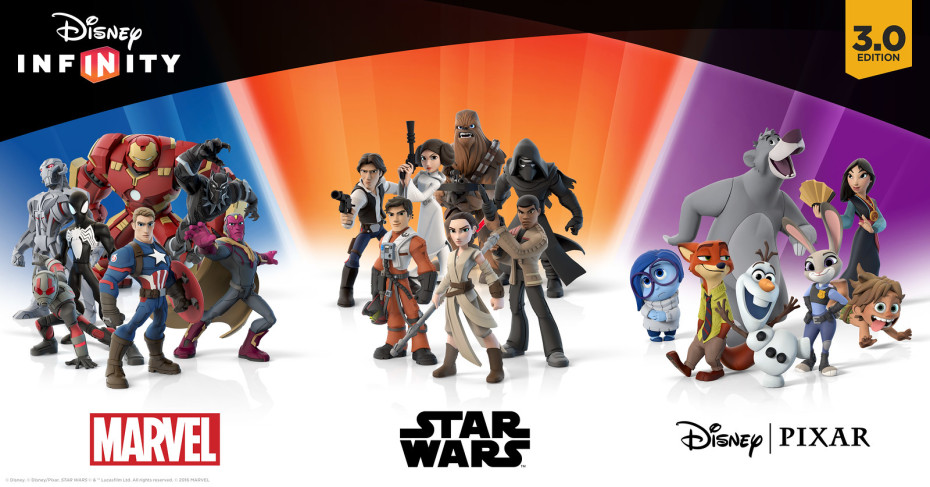 Celebrating the Remarkable Innovation of Disney Infinity