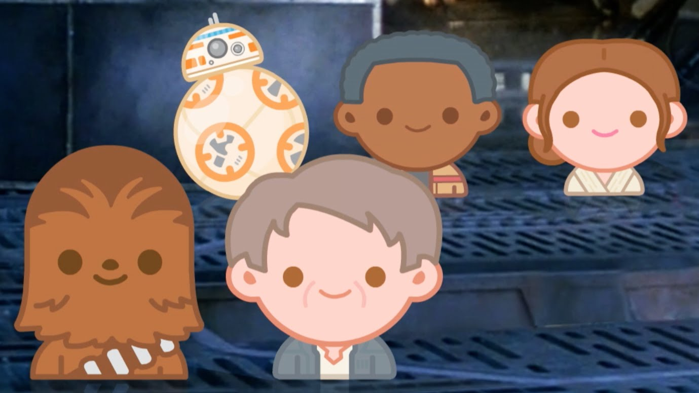 """The Force Awakens"" is the Latest Disney ""As Told by Emoji"" Video"