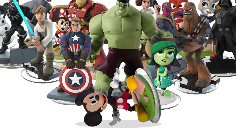 What Was Planned for Disney Infinity