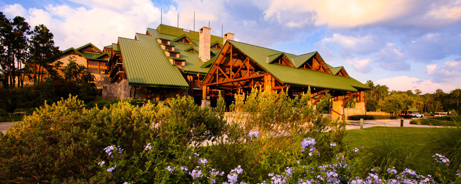 New Names Announced for Wilderness Lodge