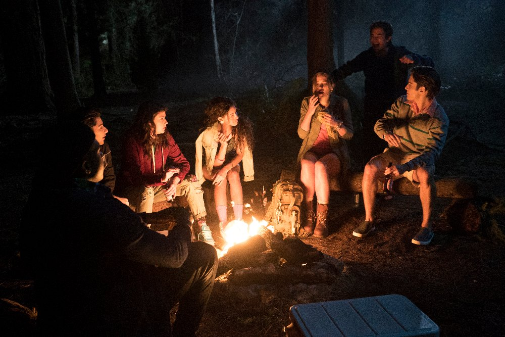 """TV Review: Freeform's """"Dead of Summer"""" Brings Summer Camp Horror to the Tween Channel"""