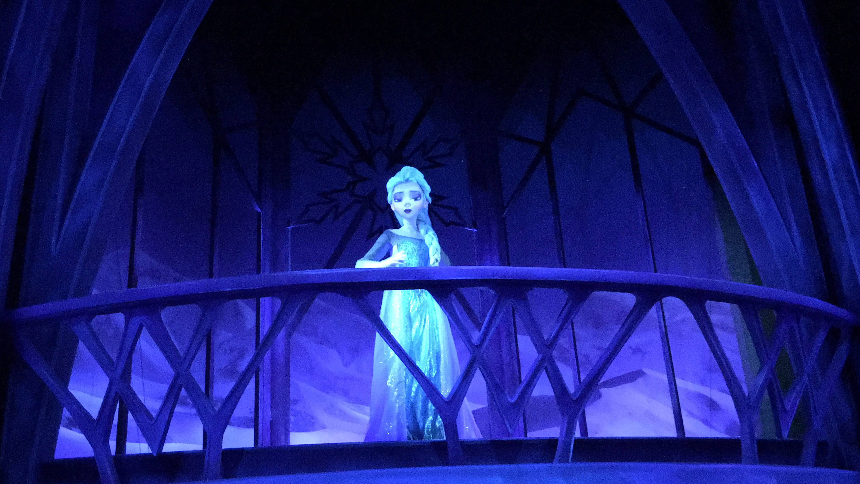 Frozen Ever After Brings Major Crowds to Epcot