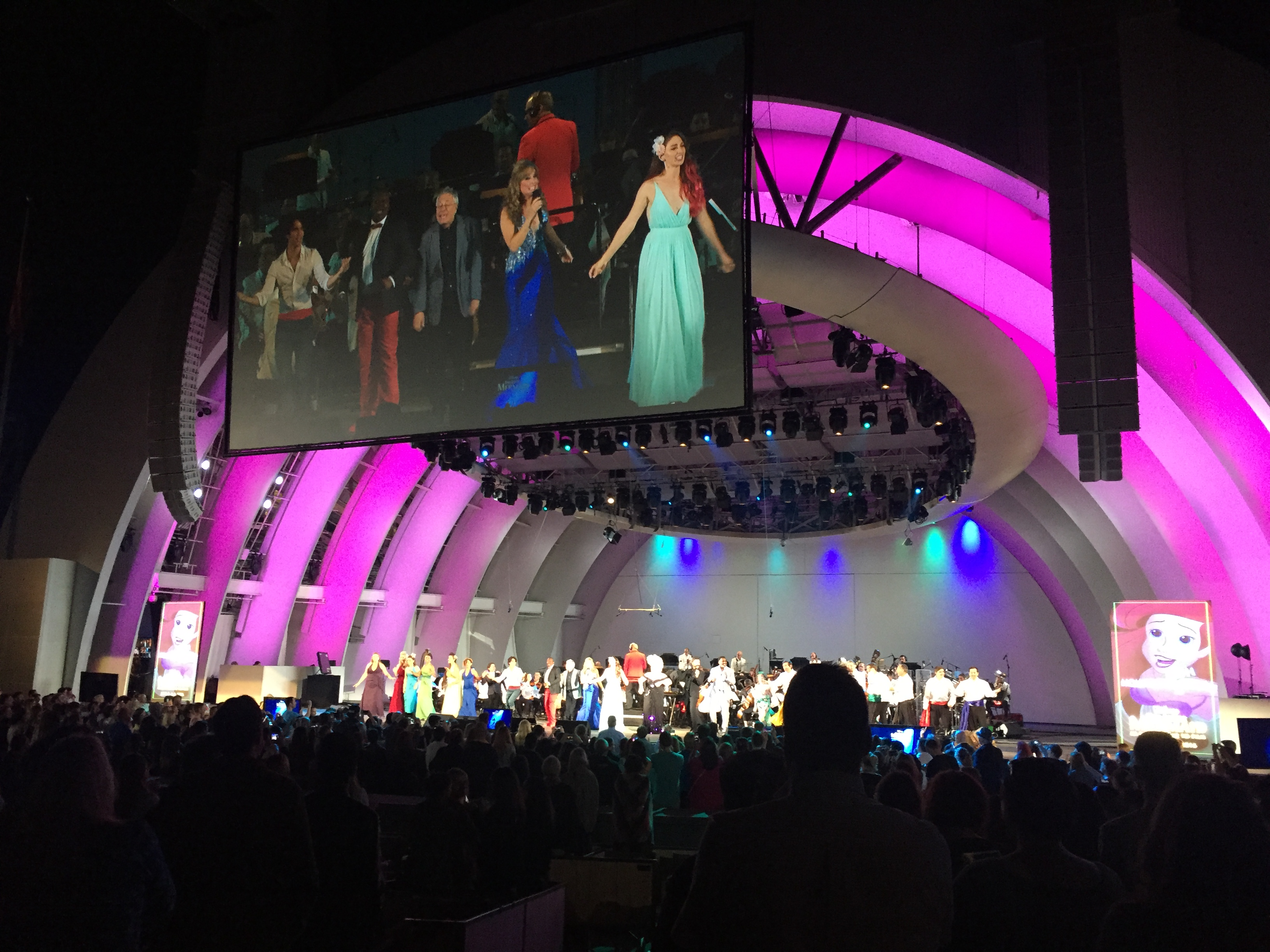 Event Recap: The Little Mermaid Live at the Hollywood Bowl