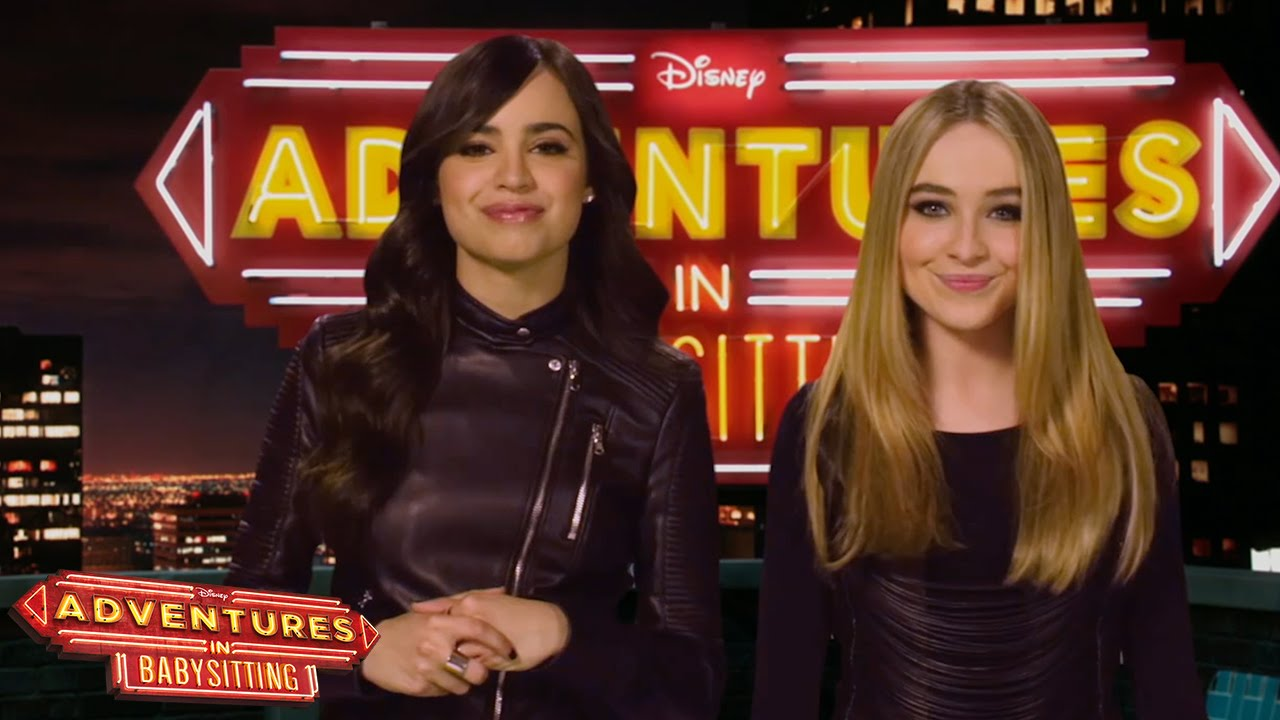 Disney Posts First Ten Minutes of the New Adventures in Babysitting