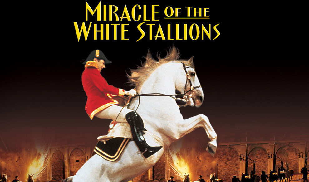 """A Look Back at Disney's """"Miracle of the White Stallions"""" and the Real Story Behind It"""
