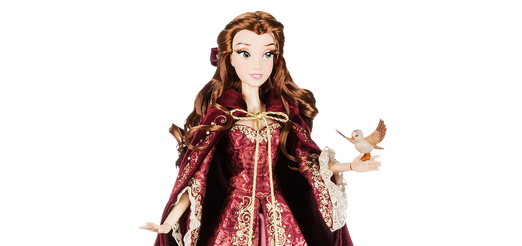 """Disney Store Announces Limited Edition """"Beauty and the Beast"""" Dolls"""