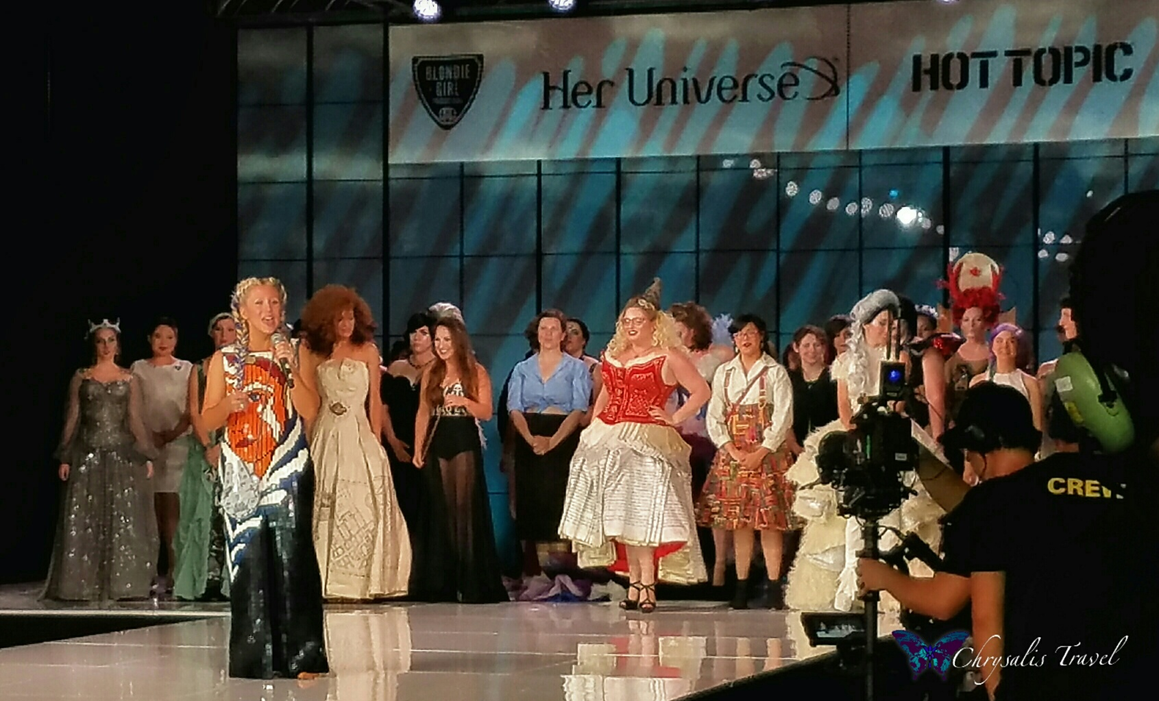 All Finalists on Stage 2016