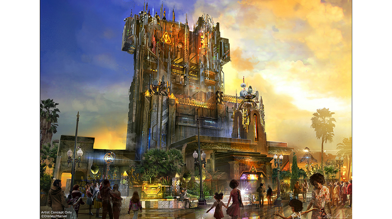 Guardians of the Galaxy — Mission: Breakout Replacing Tower of Terror in DCA, More Marvel on the Way