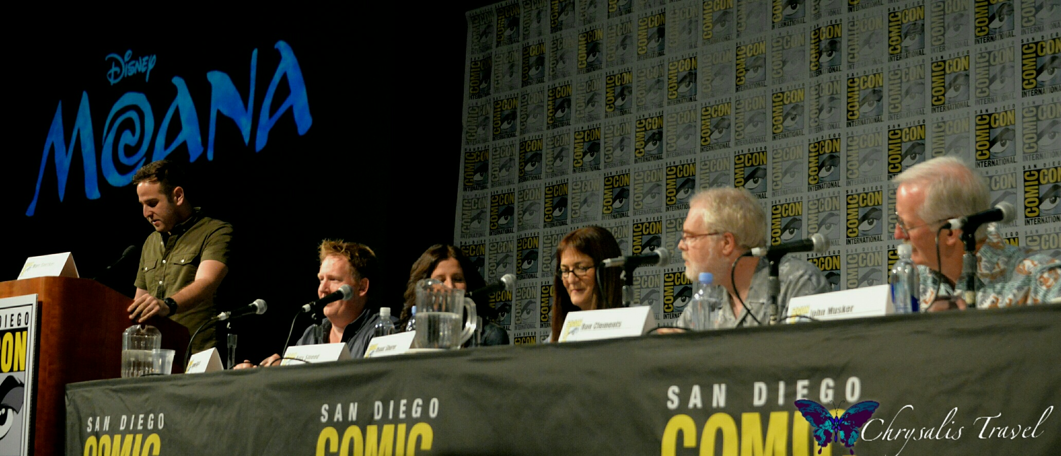 """""""Moana"""" Sails Into San Diego Comic-Con and Into Our Hearts (Part 1)"""