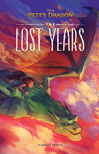 Book Reviews - Pete's Dragon Junior Novel + The Lost Years
