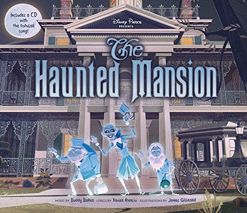 Book Review - The Haunted Mansion Picture Book