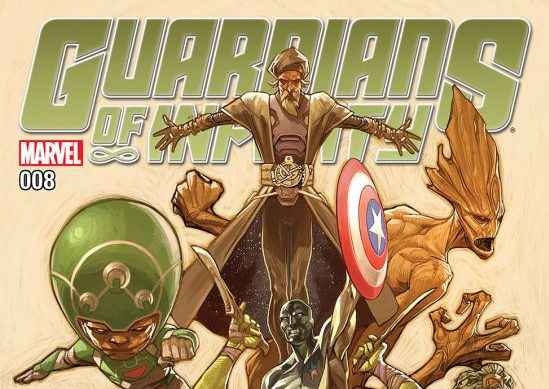 """""""Guardians of Infinity"""" Issue #3: Recap and Review"""