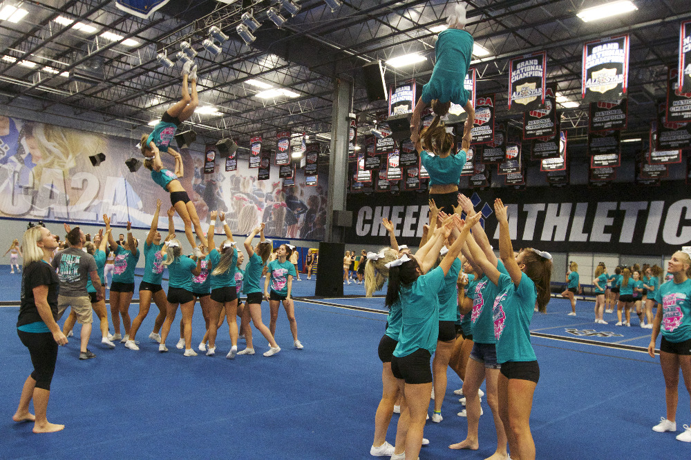 Freefrom to Roll Out Cheer Squad with Daily Airings