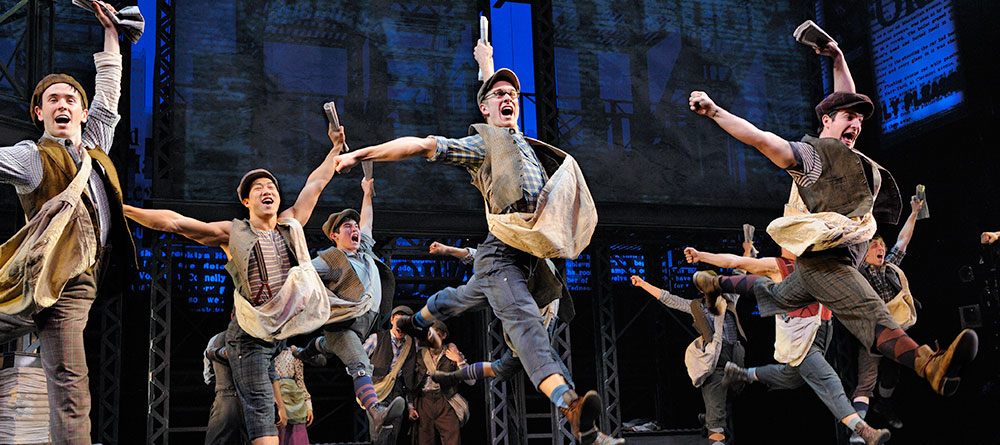 Newsies Forever: Seizing the Day in Theaters