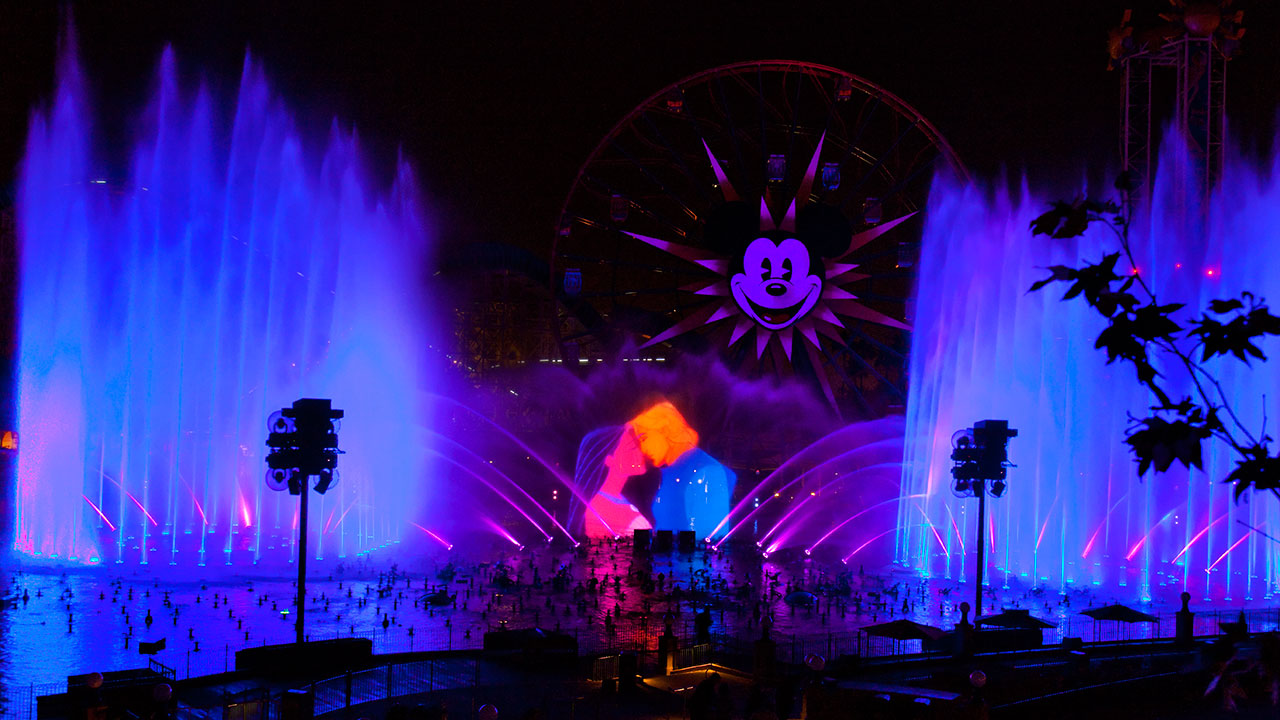 Fantasy in the Sky, Original World of Color Returning to Disneyland Resort This Fall