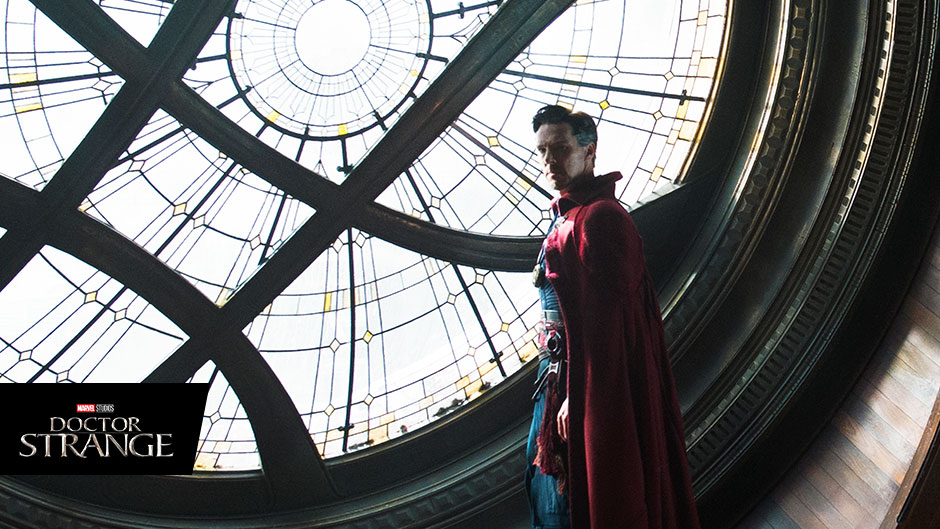 Marvel Launches The Magic of STEM Challenge Inspired by Doctor Strange