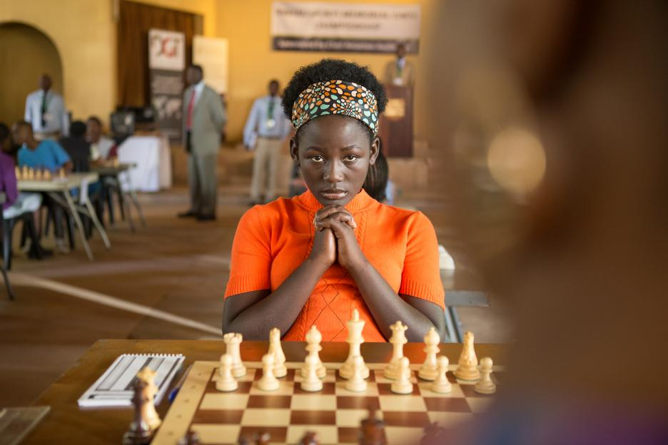 """Disney's """"Queen of Katwe"""" Coming to Blu-ray and Digital HD in January"""