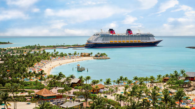 Disney's Castaway Cay Named Best Cruise Line Private Island by Cruise Critic Site