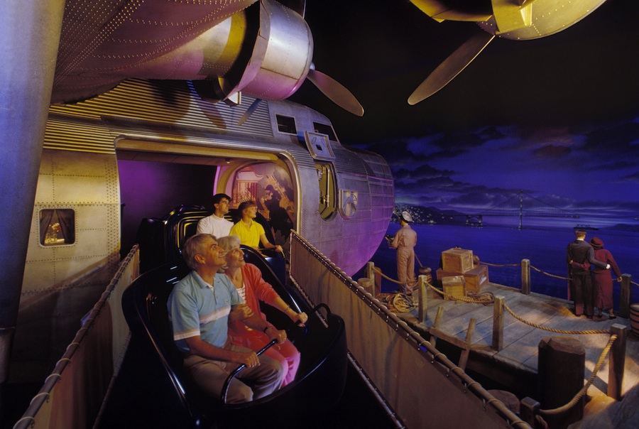 Disney Extinct Attractions: Tomorrowland Takes Flight