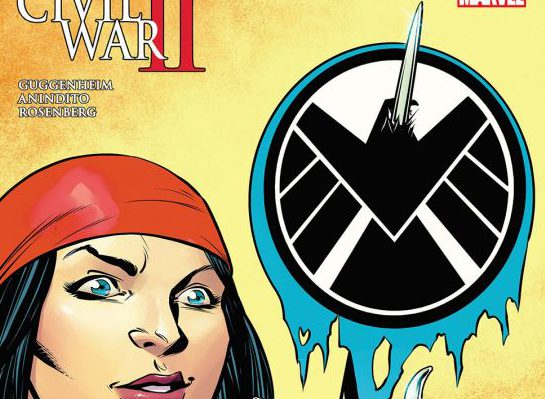 """Comic Review: """"Agents of SHIELD #9"""""""