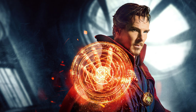Doctor Strange Character Coming to Disney Parks?