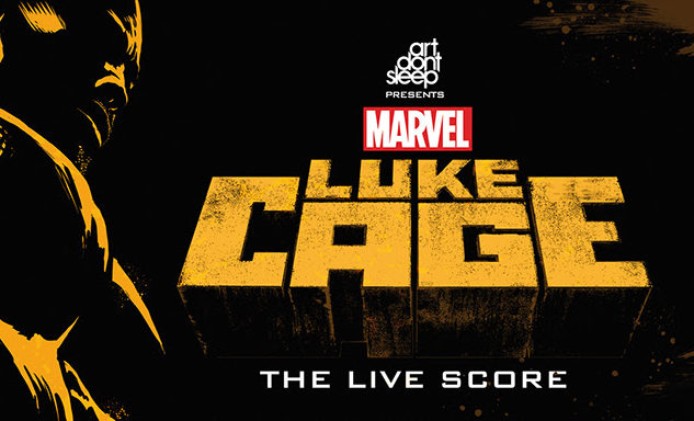"""Marvel's """"Luke Cage"""" to Host Special Live Score Concert"""