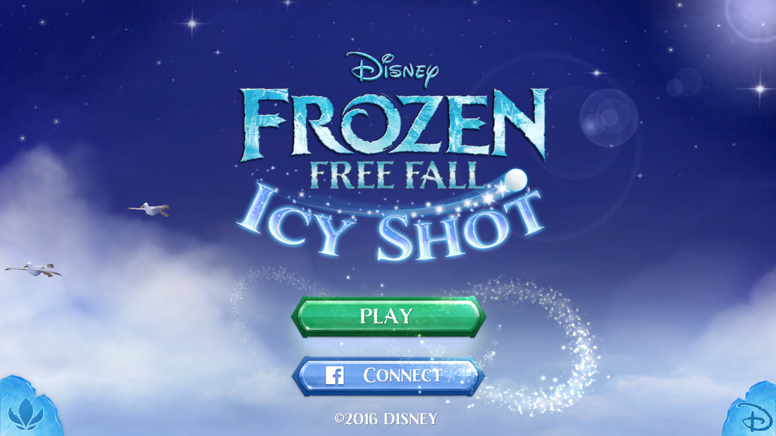 "App Review — ""Frozen Free Fall: Icy Shot"""