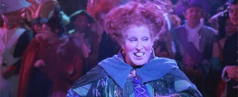 Bette Midler Says She's Attending NY Halloween Event as Winifred Sanderson