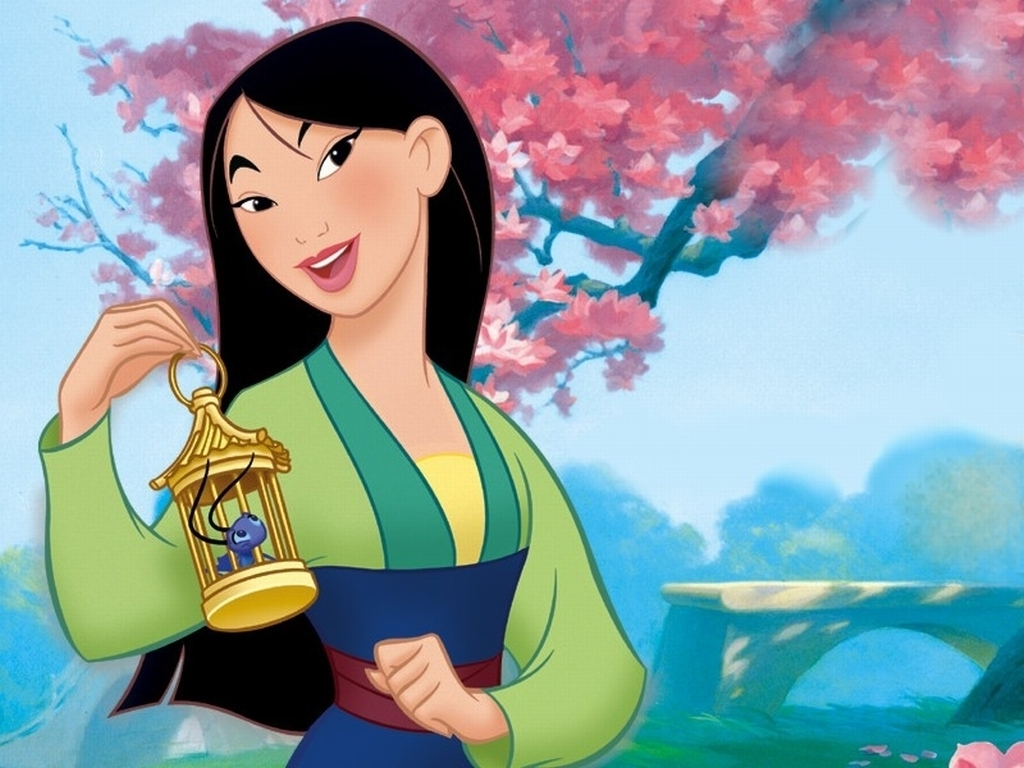 Mulan Live-Action Film Coming from Disney in 2018