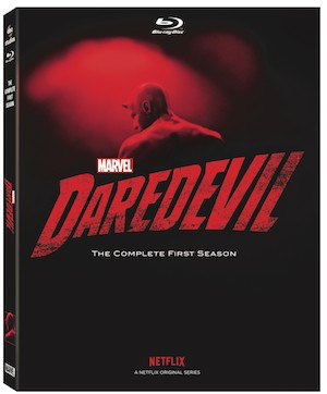 Daredevil's First Season is Coming to Blu-Ray