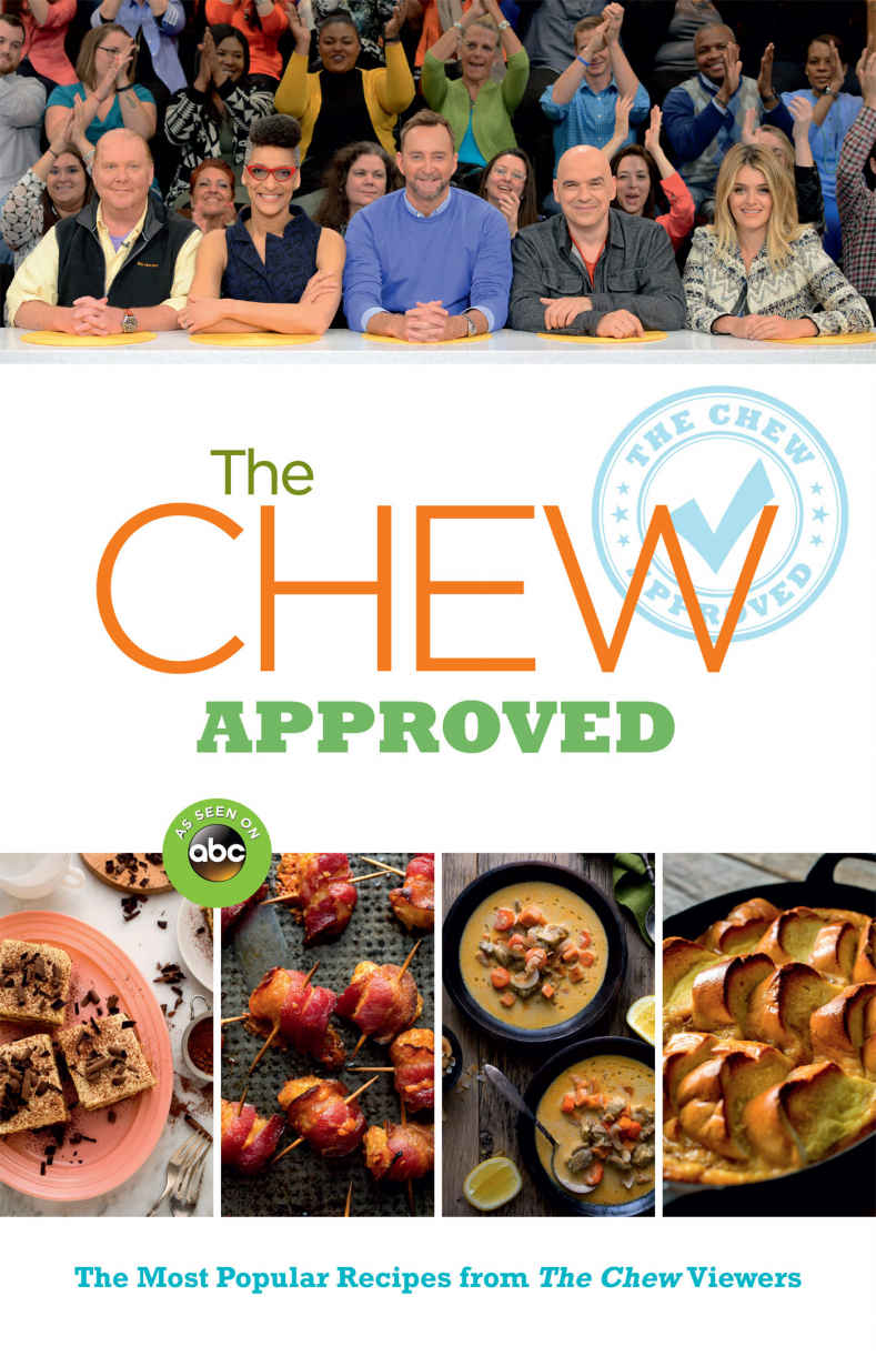 Book Review: The Chew Approved