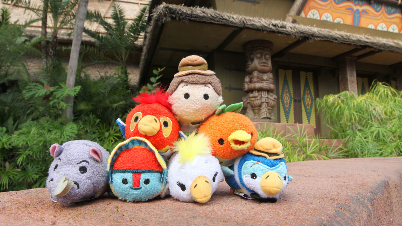 Adventureland-Inspired Tsums Coming to Disney Parks October 11