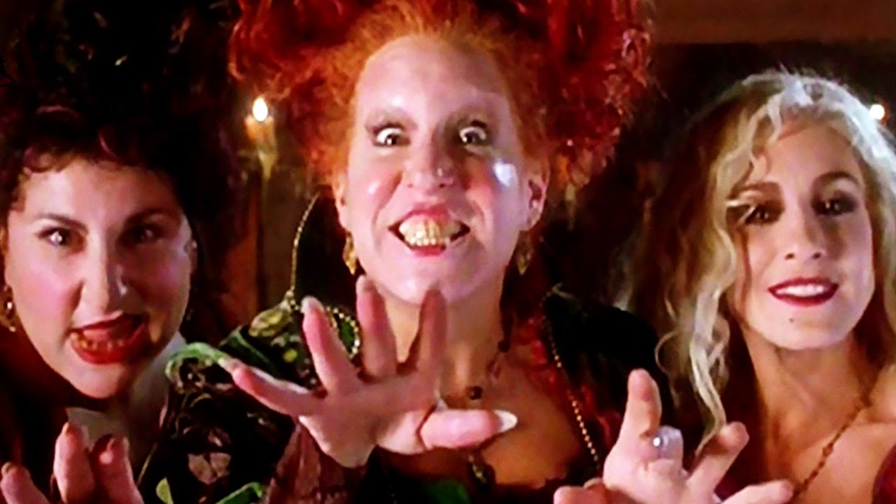 Disney Does Rap Tribute to Hocus Pocus