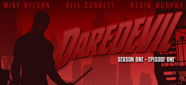 "RiffTrax Gang Takes on Netflix's ""Daredevil"""