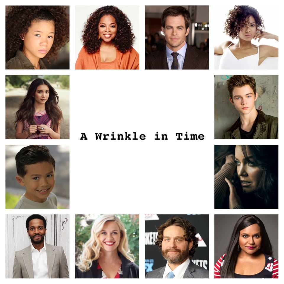 """Disney's """"A Wrinkle in Time"""" to Start Production Tomorrow"""