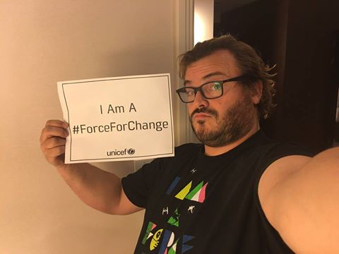 Stars Promote Star Wars Force for Change on #GivingTuesday