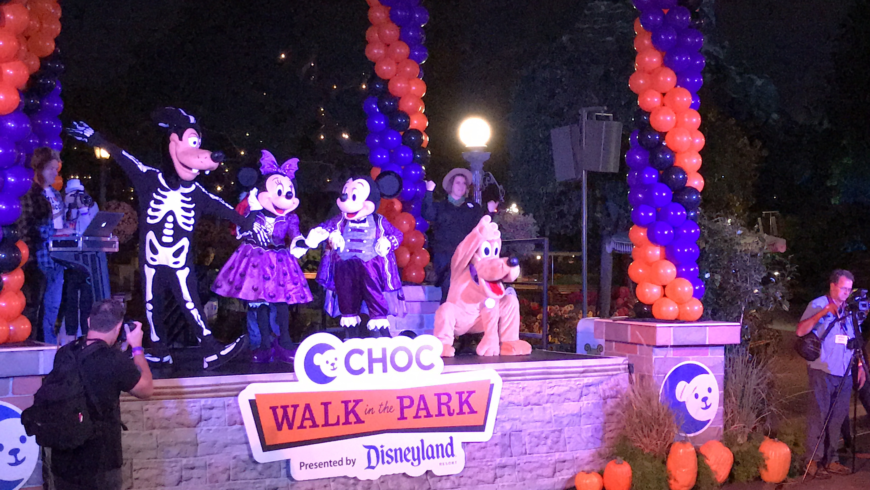 CHOC Walk in the Park 2016 Presented by Disneyland Resort