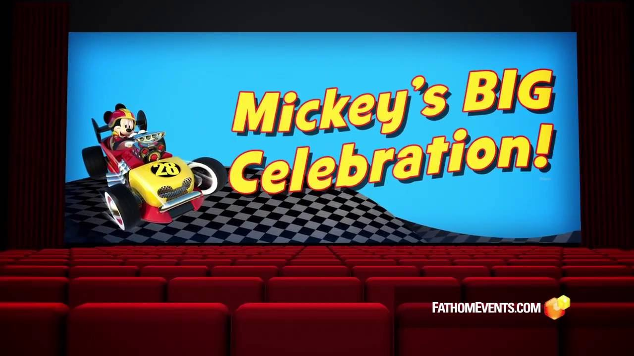 Event Review: Mickey's Big Celebration by Disney Junior at the Movies