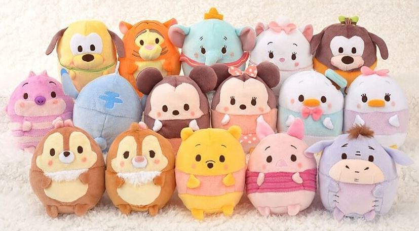 Disney Ufufy: The Cutest Thing from Japan Since Tsum Tsum