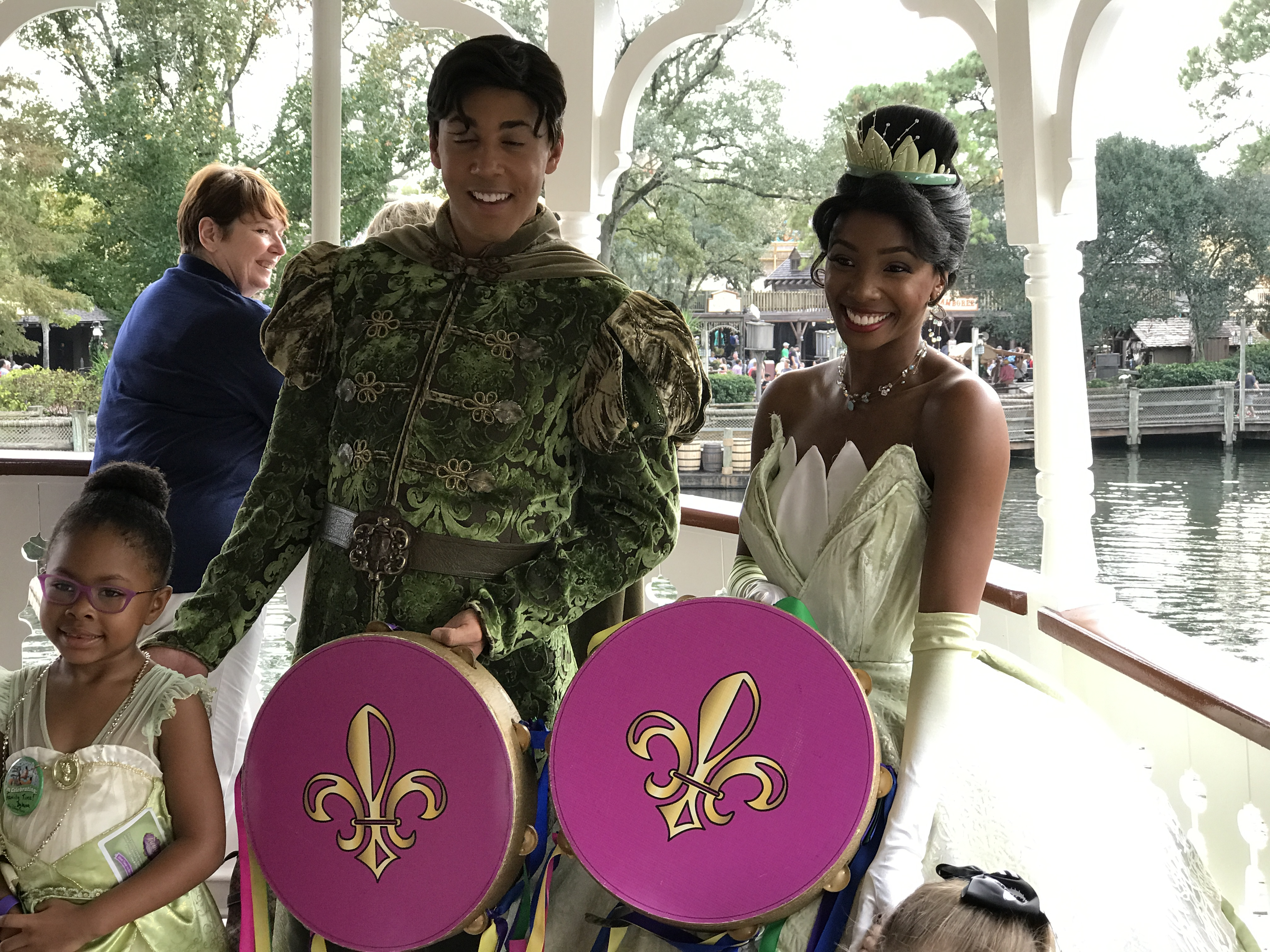 Event Review: Tiana's Riverboat Party & Ice Cream Social