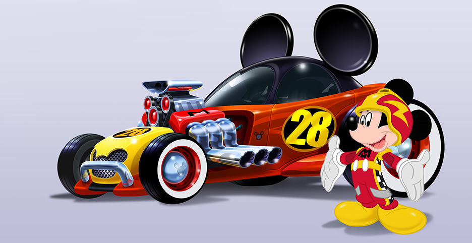 Mickey and the Roadster Races to Debut January 15