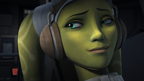 """""""Rogue One"""" and """"Star Wars Rebels"""" are More Connected Than You May Realize"""