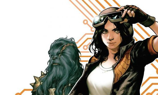 "Comic Review — ""Star Wars: Doctor Aphra #1"""