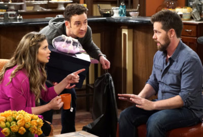 Actor Says Girl Meets World is Cancelled